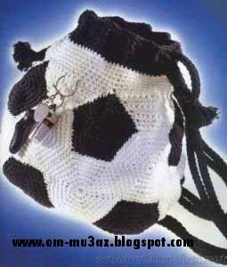 578e72678ab36 i Love Crochet  شنط كروشية لحبيبنا الأطفال Kids Crochet Bags