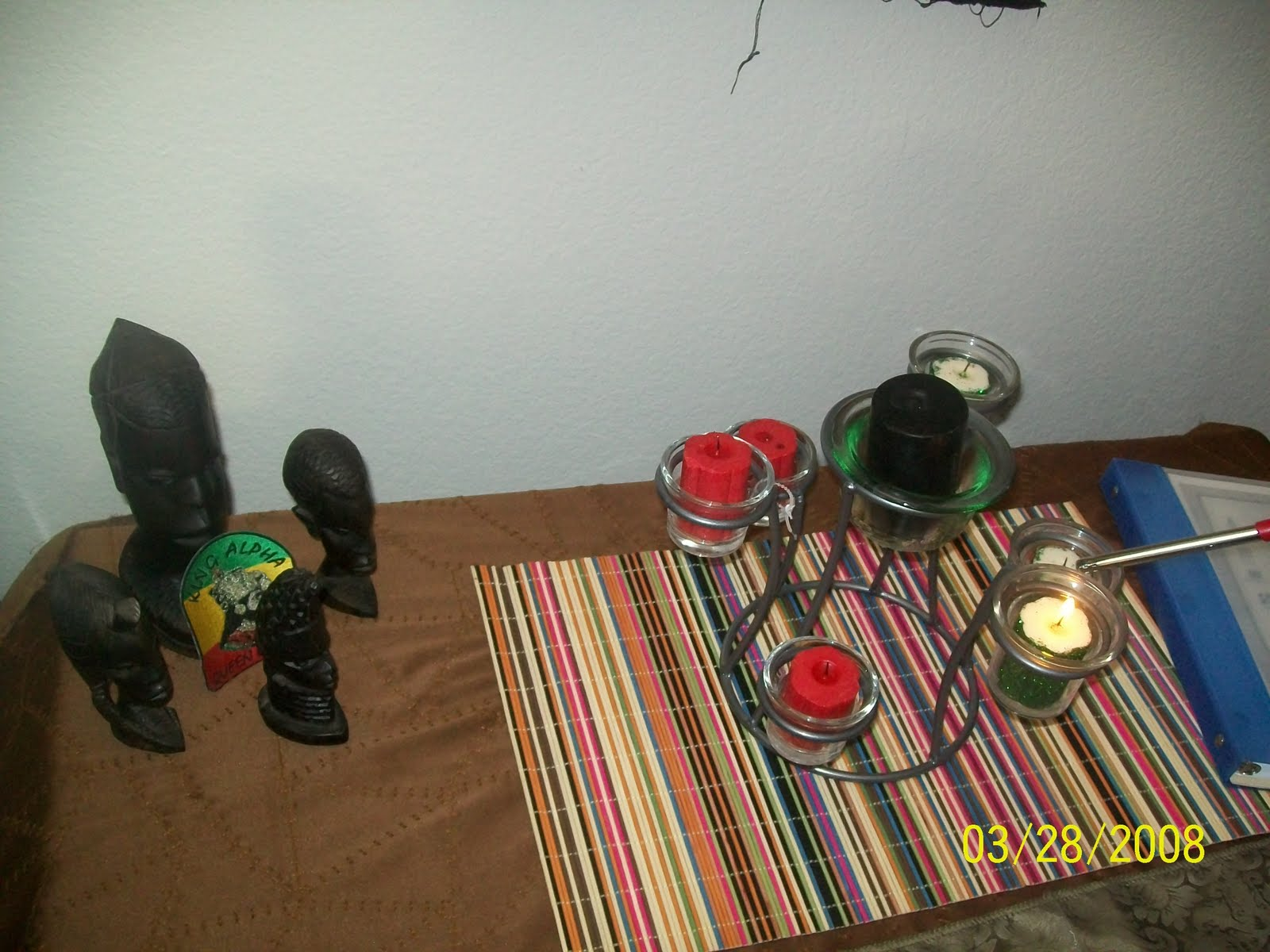 Our First Kwanzaa