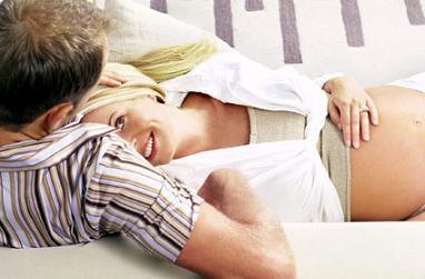 during pregnancy safe sex