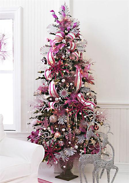 shelley b decor and more: Pretty In Pink Christmas Collection