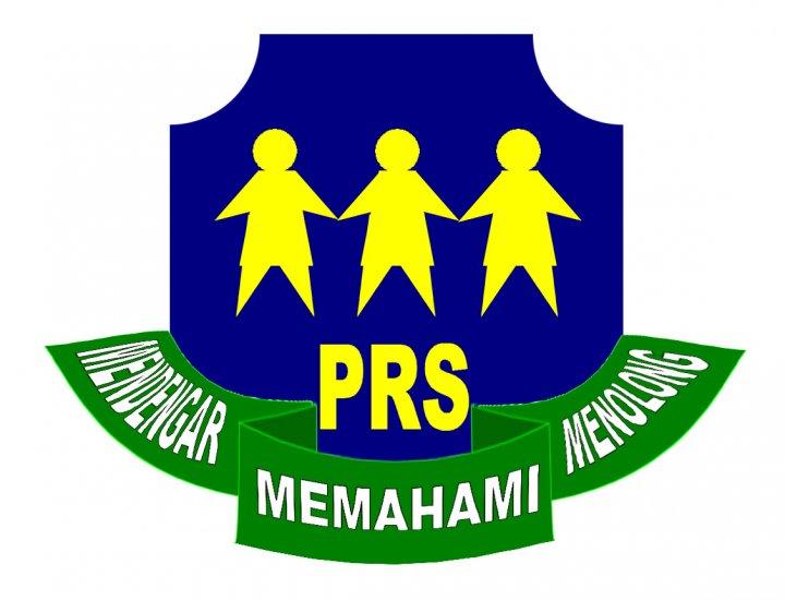 prs sk subang bestari: logo prs