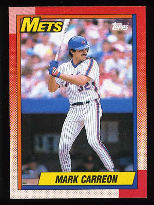 1988 Topps Mark Carreon