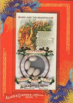 2010 Allen & Ginter Jack and the Beanstalk Relic