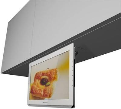 Televisor libro de cocina y marco de fotograf as digital - Televisores para cocina ...