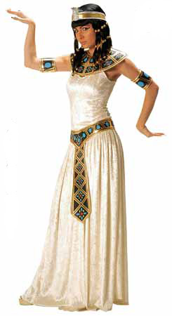Women's Fashion Across Classes Throughout History: Anciet Egyptian Fashion