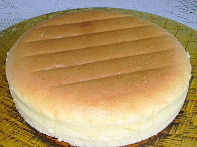 Coffee Chiffon Cake Small Small Baker