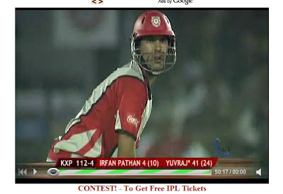 ipl live cricket video online