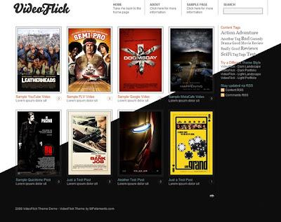 Video.Flick WP Themes