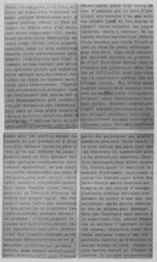 Rendez-vous dimanche 6 fevrier 1916 á 1h 3/4 de l´m aprés-midi