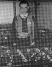ENRIQUE DOMENECH, uno de los MÄS COMPLETOS FUTBOLINISTAS de la HISTORIA