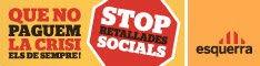 Stop retallades socials!