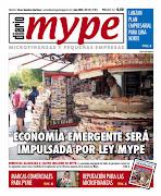 PERIÓDICO DE LAS MYPE Y PYME