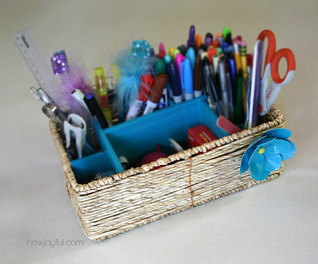 pen basket