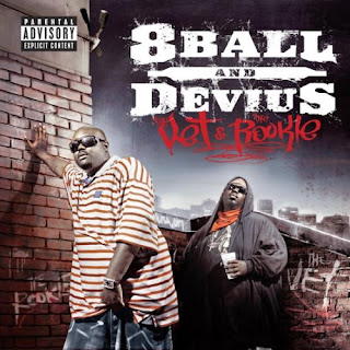 8 Ball And Devius - The Vet And The Rookie (2007)