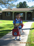 4-08Ayden First Day Of School