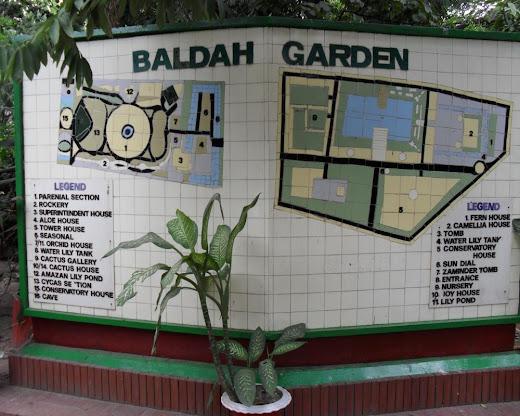Baldha Garden in Dhaka