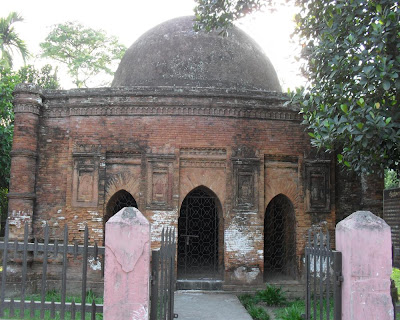 Sonargaon, Goaldi Mosque, narayanganj