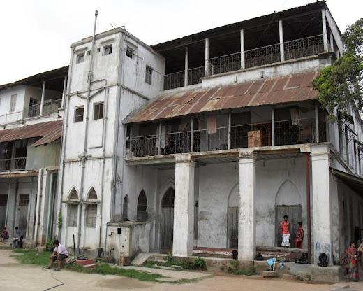 gregory's school, dhaka, bangladesh, lakkhibazar, laxmibazar