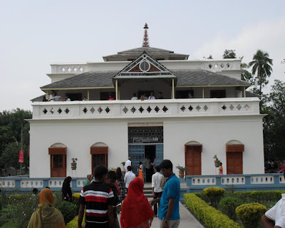 kuthi bari kushtia, bangladesh