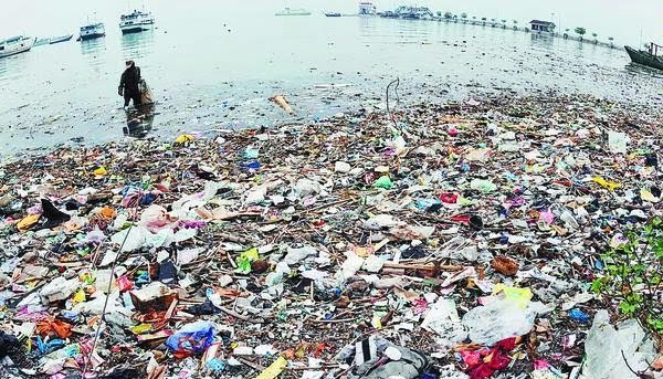Limbah Plastik Mengancam Masa Depan NUPLASTIKA
