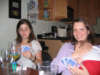 ladies poker night
