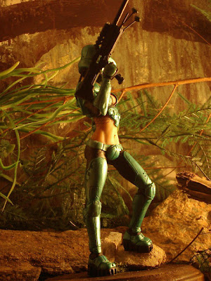 Halo 3 Sexy Girl Action Figure