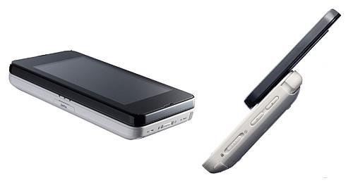 Consola portátil POSDATA G100 con WiMAX