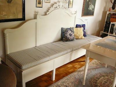 aus heidis schublade aus bett mach bank. Black Bedroom Furniture Sets. Home Design Ideas