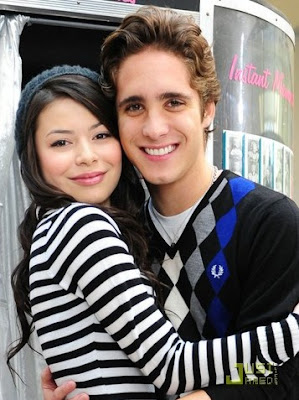 Diego Gonzalez And Miranda Cosgrove