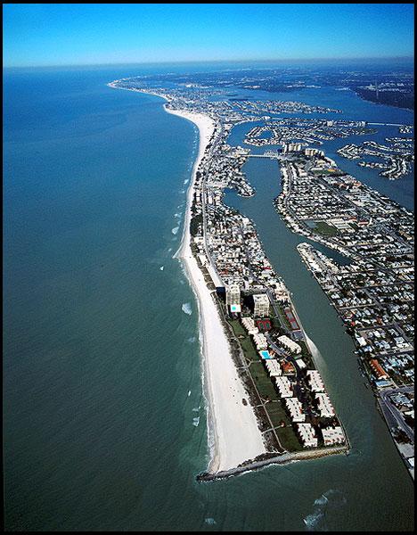 Tourism &Travel: St Petersburg Beach