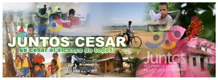 JUNTOS CESAR