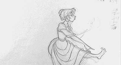 Hand drawn animation notes ken duncan jane rough animation from ken duncan tie down pass ccuart Image collections