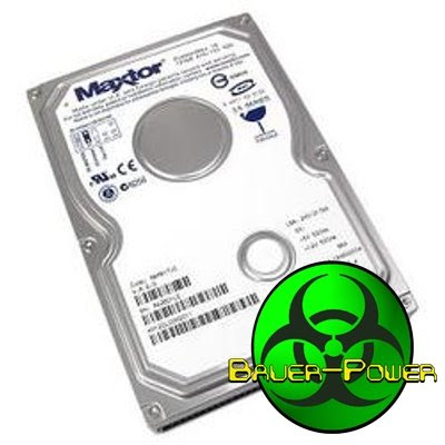maxtor 120gb hard drive