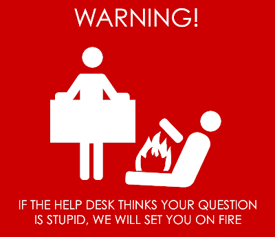 funny cubicle signs
