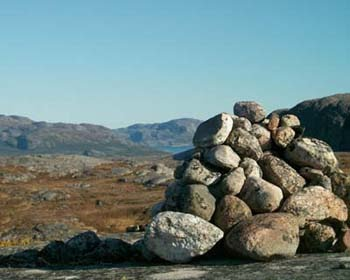 Daily Lectionary Reflections: A Pile of Rocks
