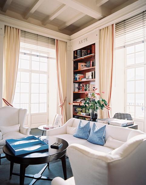 Us Interior Designs Jacques Grange: US Interior Designs: DESIGNER LIBRARIES