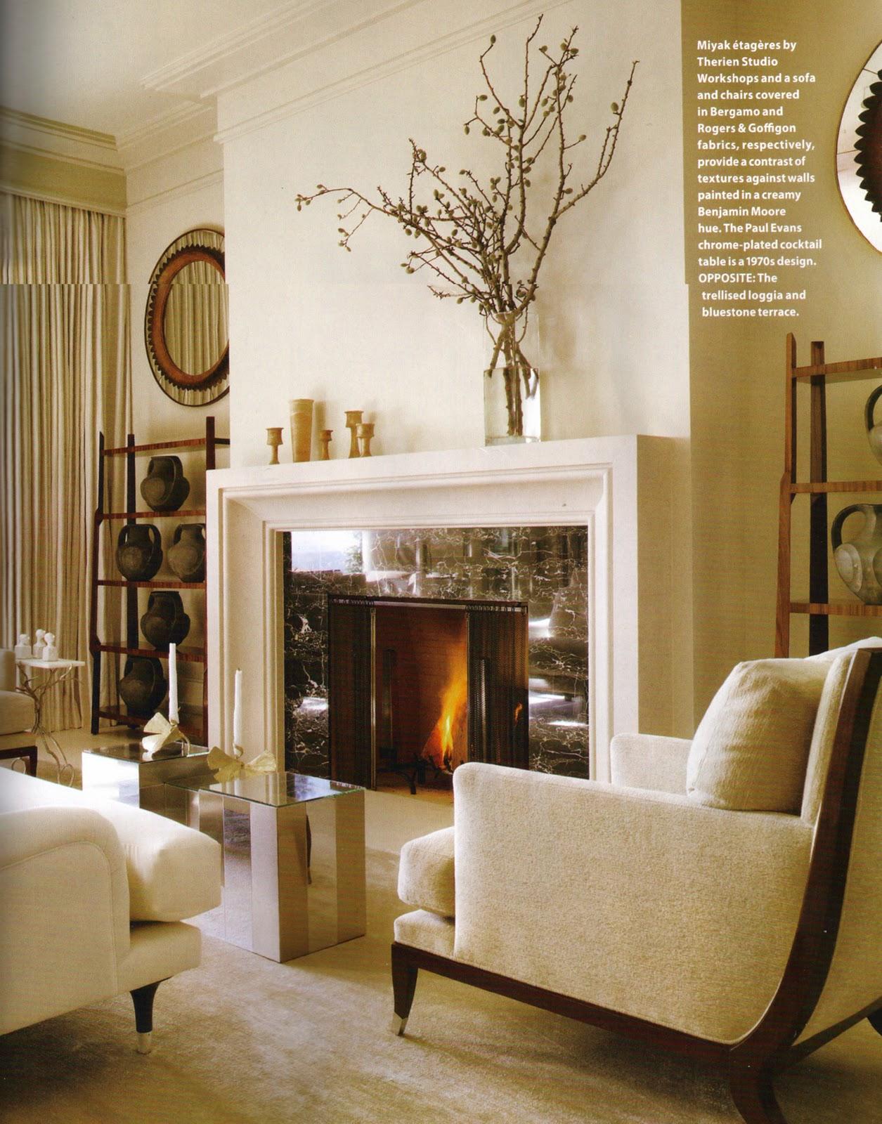 Us Interior Designs Jacques Grange: US Interior Designs: DESIGN IN NAPA VALLEY