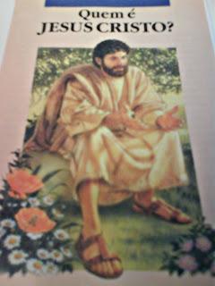 Imagem de Panfleto das Testemunhas de Jeová