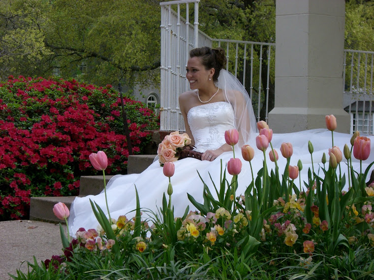 Tulips and Amy