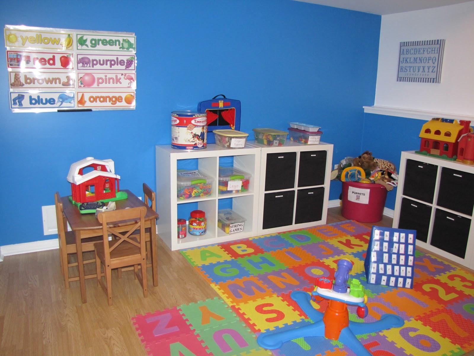 Farm Fresh Baby: Playroom/Future Daycare-Preschool