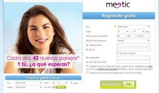 8023ffc8c0130 Y está hecho en dos minutos y ya puedes acceder con tu pase gratis Meetic  al portal para ver las chicas y chicos en Meetic España e inlcuso mandarles  ...