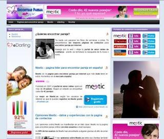 9626fa7e5a15b No es el úncio sitio para encontrar pareja por internet - si pinchas en el  enlace puedes ver más opciones para encontrar pareja gratis en el 2010 -  aunque ...