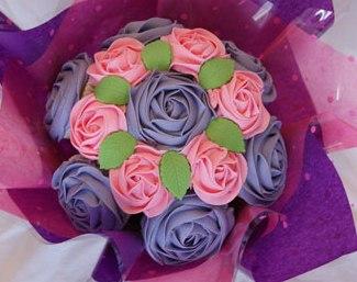 Wedding Wisdom Cupcake Bouquet