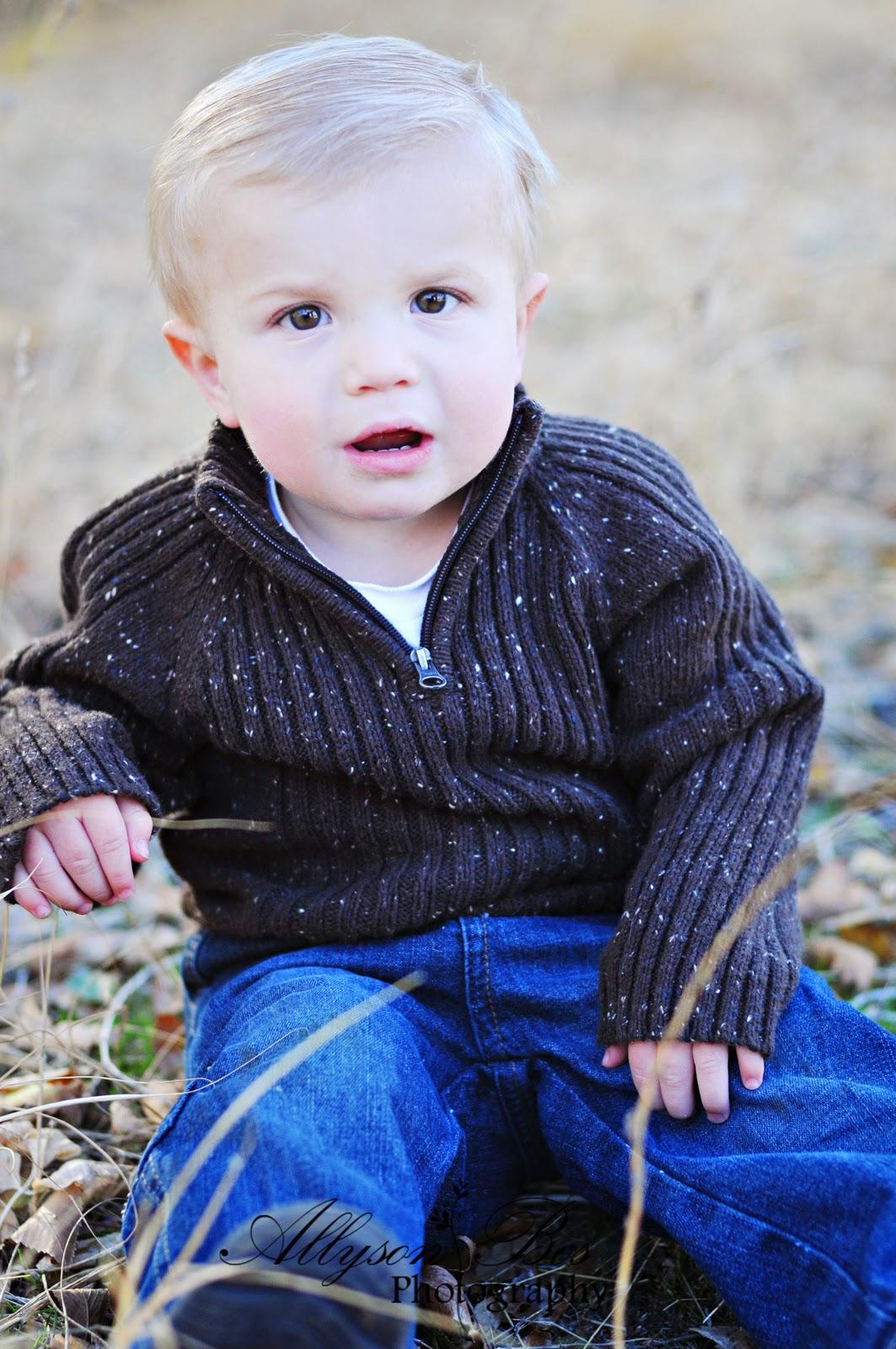Allyson Bos Photography Cute Family Darling Little Boys