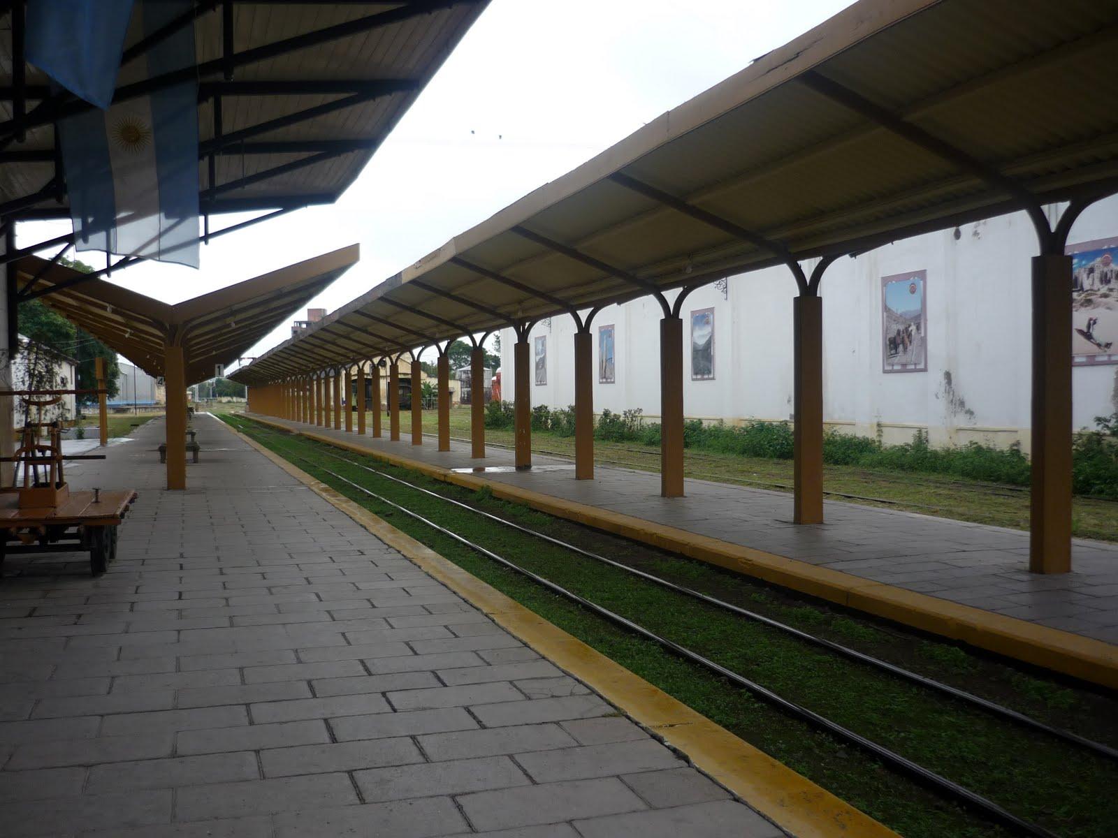 cronicas e historias ferroviarias: SALTA II