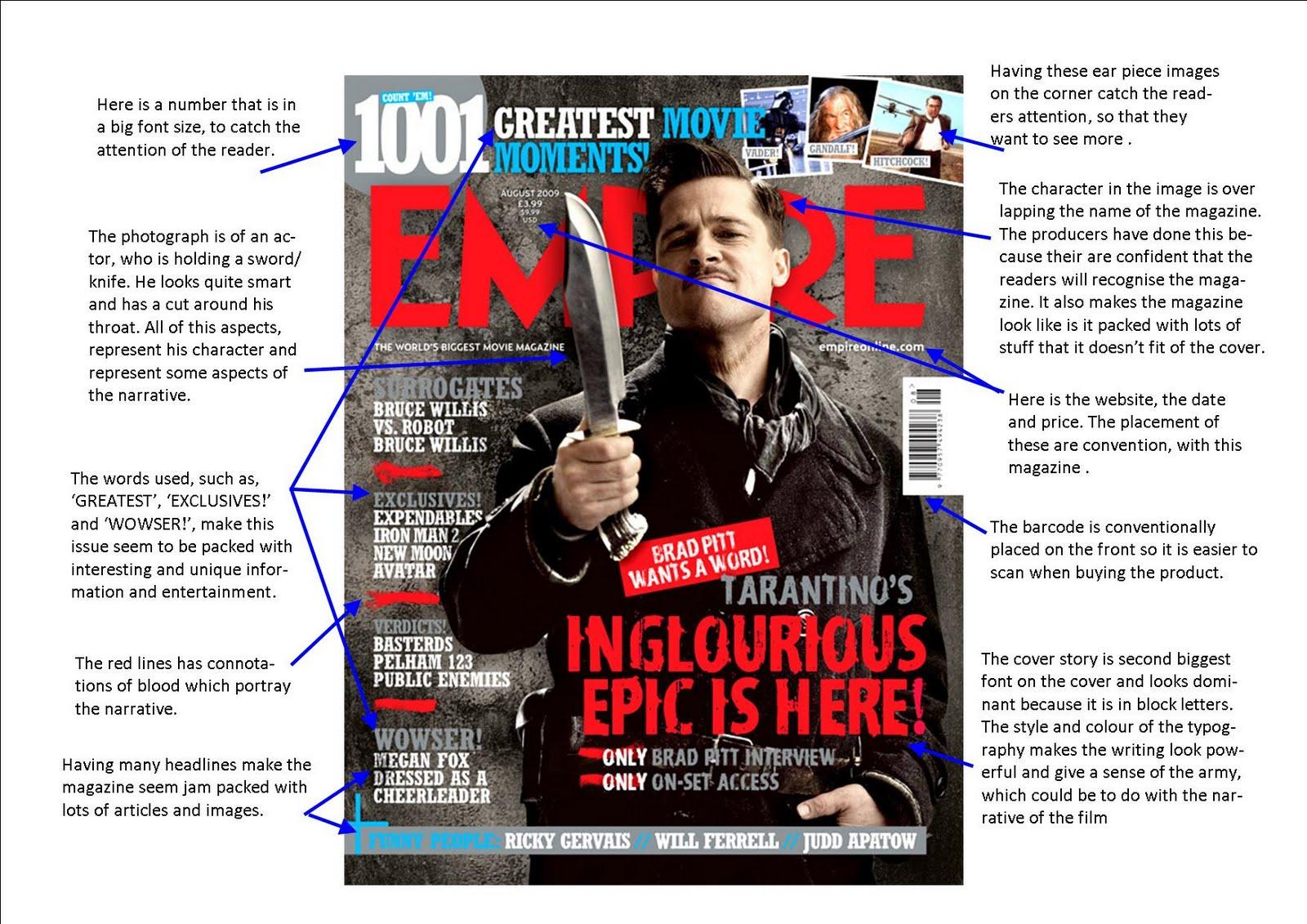 A2 Media Studiesjdh Magazine Analysis