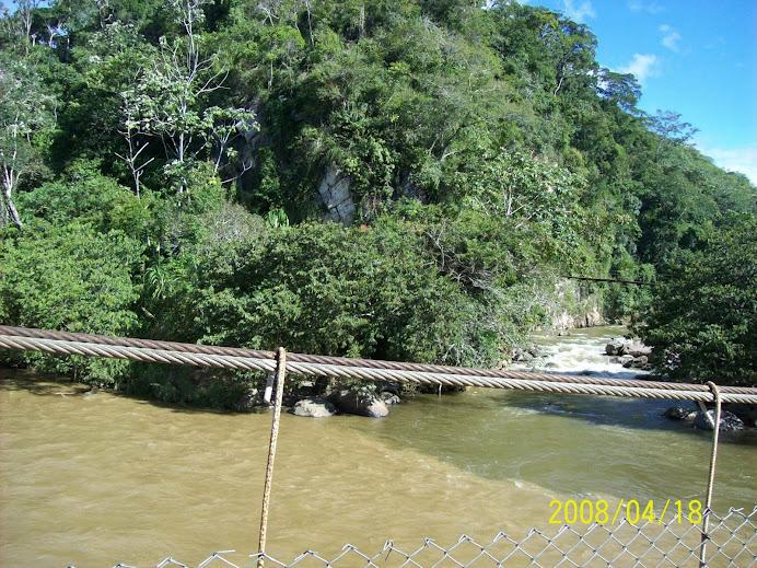 Rio sonomoro y rio san martin