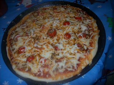 Pizzafromscratch