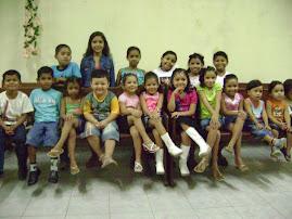 Missão com Crianças