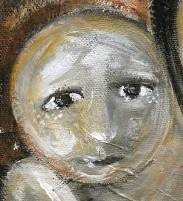 Motherhood Painting: Mine